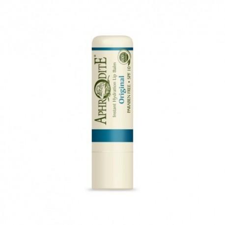 Натуральный защитный бальзам для губ без запаха