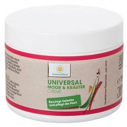 Крем с лечебной грязью и травами универсальный