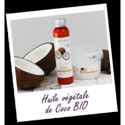 Масло кокосовое BIO