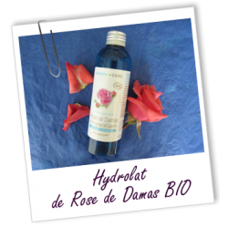 Гидролат Дамасской Розы БИО
